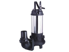 沉水式磨碎泵